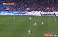 آتلتیکو مادرید۰-۲ رئال مادرید (گلهای بازی)