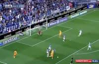 مالاگا۰-۱ رئال مادرید (گل بازی)
