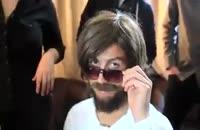 کریستیانو رونالدو و دست انداختن مردم با ریش و سیبیل