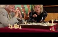 شطرنج بازی کردن با روح ! ( دوربین مخفی )