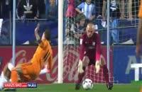 مالاگا۰-۱ رئال مادرید (خلاصه بازی)