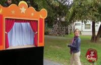 دوربین مخفی عروسک خیمه شب بازی وپلیس!!