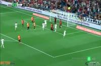 خلاصه بازی رئال مادرید 2-1 گالاتاسرای