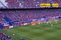 خلاصه بازی اتلتیکو مادرید ۲-۰ ختافه