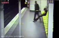 دزد مهربان متروی پاریس