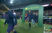 بارسلونا ۲-۰ لاکرونیا