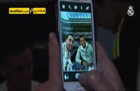ملاقات ناواس و چریشف با هواداران رئال مادرید در بیلبائو