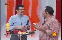 آشپزی دیدنی حسین رفیعی و پیمان طالبی توی شبکه سه