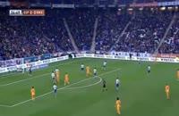 اسپانیول۰-۱رئال مادرید(گل بازی)