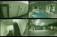 فیلم واقعی از هتل تسخیر شده توسط جن