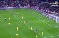 بارسلونا۲-۱ویارئال