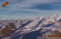کوه الوند بلندترین کوه در کوهستان الوند