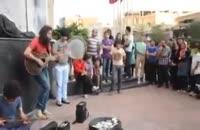 موسیقی خیابانی در ایران