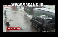 ترور ناموفق در اکراین