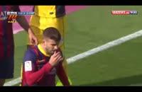 بارسلونا۱-۱ آتلتیکومادرید