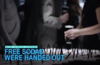 تبلیغ فوق العاده سونی برای ضدآب نشان دادن اکسپریا