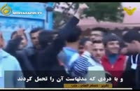 حمایت جنگ زده های سوری از بشار اسد و حزب الله