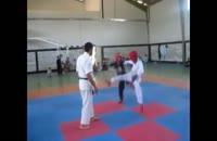 کنگفو توآ - مسابقه بین کنگفو و کاراته