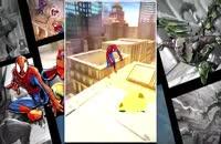 تریلر بازی مرد عنکبوتی -spiderman- اندروگیم