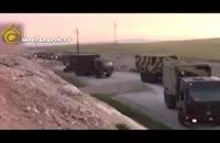 ورود صدها نظامی ترکیه به سوریه