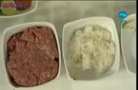 کباب کوبیده-آموزش آشپزی طرز تهیه