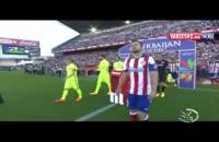 حواشی بازی بارسلونا-اتلتیکو مادرید