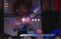 قهرمانی ایران در جام جهانی ۲۰۱۵ آمریکا - اهدای مدال