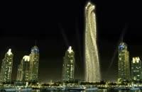 برج های متحرک در دبی