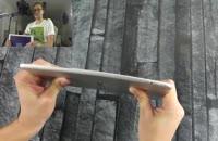 تست خم شدن محصولات اپل این بار برای آیپد ایر 2 قسمت  ( 1 )
