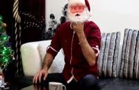 تقلید صدای خنده دار و تبریک باحال کریسمس