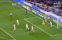 بارسلونا۳-۱رایو والکانو