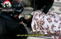 حومه شمالی حماه - هلاکت فرمانده گردان مهاجرین ارتش آزاد