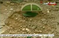 پاکسازی مزار حجر بن عدی از تکفیری ها