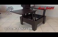 کاناپه تختخواب شو آرا - مدل G23  آرا سوفا 02634485757      09389094747