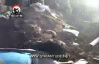دفاع ارتش سوریه از زندان مرکزی حلب