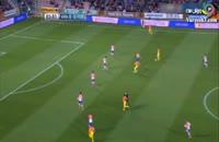 گرانادا ۱-۲ بارسلونا