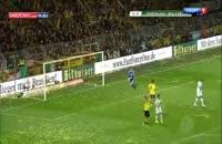 دورتموند۲-۰ وولفسبورگ (خلاصه بازی)