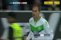 گل های بازی وولفسبورگ 2-0 هرتابرلین