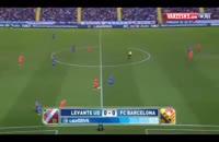 لوانته۰-۵ بارسلونا