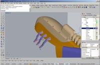 آموزش مدلسازی یک موتور سیکلت تخیلی در برنامه راینو