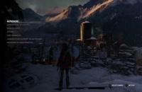 15 دقیقه از گیمپلی بازی Rise of the Tomb Raider