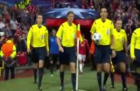 خلاصه بازی منچستر یونایتد 3-1 کلوب بروژ