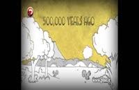 انیمیشنی زیبا از جنایت های موجودی به نام آدم!!!