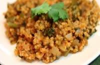 سالاد بلغور ارمنی آشپزی