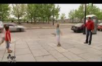 طناب زدن پلیس !!! ( دوربین مخفی )