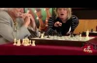 دوربین مخفی خنده دار و دیدنی گفتگو و شطرنج بازی با روح
