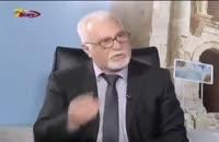 ویدئوی دیدنی از درگیری و بزن بزن مهمانان در پخش زنده برنامه تلویزیونی