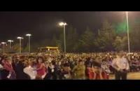 سخنرانی شهردار ساری (مهندس عبوری)در جشن میلاد امام رضا (ع) در پادگان ساری