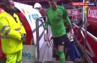 سویا۱-۴بارسلونا(خلاصه بازی)
