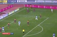 رئال سوسیداد۳-۱ بارسلونا